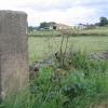 Milestone near Alderwasley