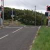 Barmouth level crossing near Castlerock (1)