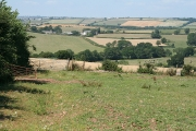 Crediton Hamlets: footpath to Davidsland Farm