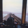A driver's view