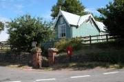 Village Hall, Llanddewi Skirrid