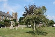Coldridge: village green