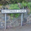 Butthole Lane, Shepshed