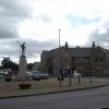 War Memorial, Newmains Cross