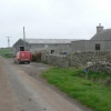 Postman at Cowshouse, Stronsay