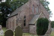 St Mary's Church, Llanfair Gilgoed