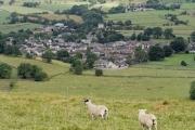 Castleton village.