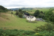 Gofer farm near Trofarth above Colwyn Bay