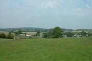Farmland near Borwick