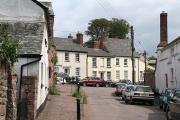 Sandford: the village