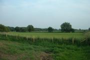 Farmland near Higher Silcock Farm