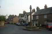The village cross, Churchtown
