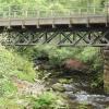 Road bridge over the Craggie Burn