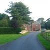 North Lodge, Ayton Castle