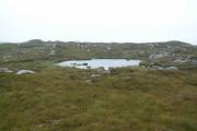 Unnamed Lochan on Flodabay Point