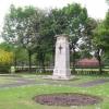 Annfield Plain War Memorial.