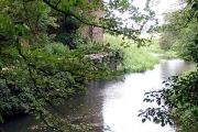 River Waveney at Wainford Mill