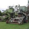 Old agricultural machines, Ty'n-y-coed
