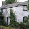 Disused cottage, Bryn-y-garreg
