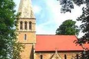 Haywood Church , South Yorkshire.
