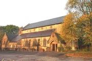 Somercotes, Derbyshire, St Thomas's Church