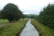The White Esk, near Fingland