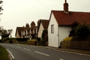 Houses in Faulkbourne, Essex