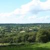Stockland: above Royal Oak Farm