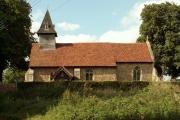 St. John the Baptist church, Little Yeldham, Essex