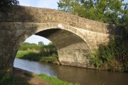 Ashby Canal, Bridge number 1
