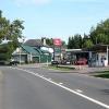 Yarcombe: filling station