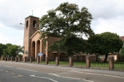 Our Lady of the Angels Roman Catholic Church, Bexley Road, Northumberland Heath, Kent