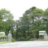 The Main Entrance of Glan Gwna Holiday Park