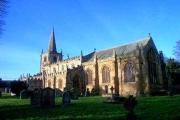 Burneston, St Lambert's Church