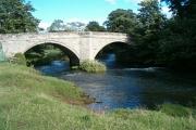Bridge on the River Dove