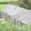 Old buildings at Tan-y-Graig Farm