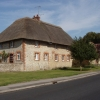 Thatched house in Boreham, Warminster