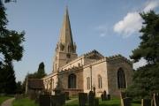 St.Mary's church, Edwinstowe