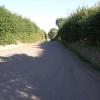 Path to Tyers Hall Farm