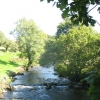 Afon Llyfni from Eithinog Footbridge