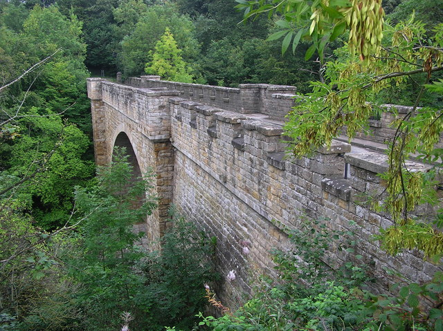 Abbey Bridge 1773  : Egglestone