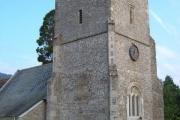 St Michael's church, Musbury
