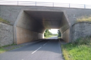 M5 bridge near Wrexon Farm