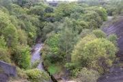 South Calder Water at Ravenscraig