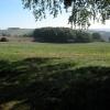 Farmland above Sevenhampton