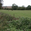 Farmland to the north of Shipton