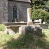 Churchyard Cross.