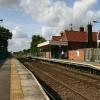 Thurston railway station