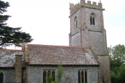 Church of St Michael and All Angels, Chaffcombe