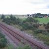 Railside campsite